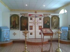 Иверской иконы храм г.Маркс4