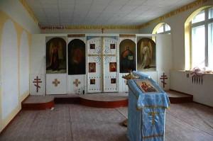 Храм Иверской иконы Божией Матери г.Маркса